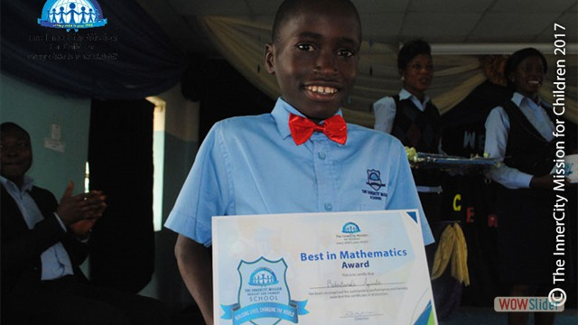 Best in Mathematics Award Recipient